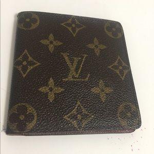 Louis Vuitton Marco bifold wallet